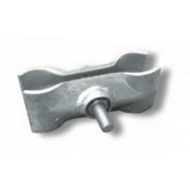 Schake Sicherheits-Verbindungsschelle ,verzinkt, 5,0 mm Blechstärke