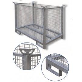 Schake Transportbox für Mobilzaunfüße