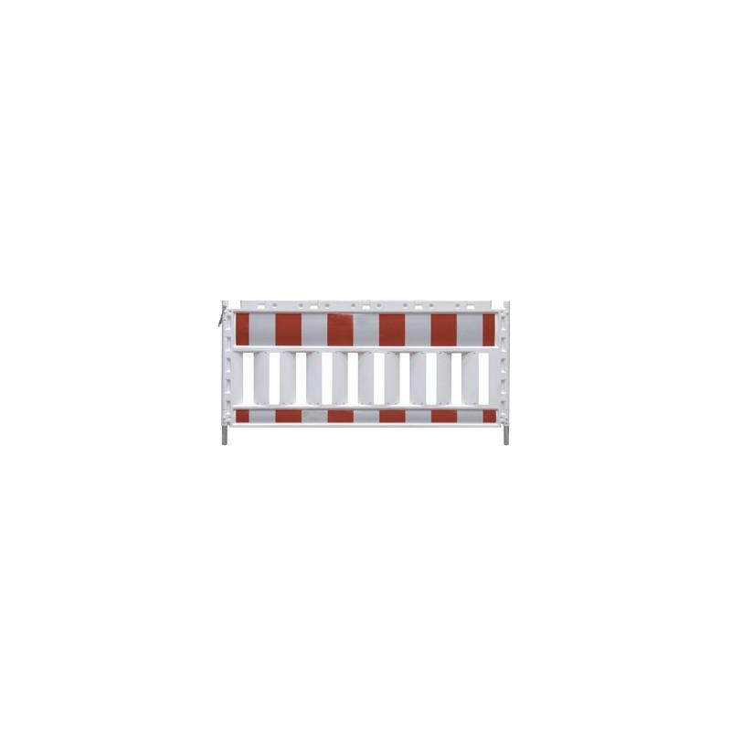 Schake-Euro-Schrankenzaun, Länge 1,20 m, Folie Typ 2 im BOB- Shop kaufen
