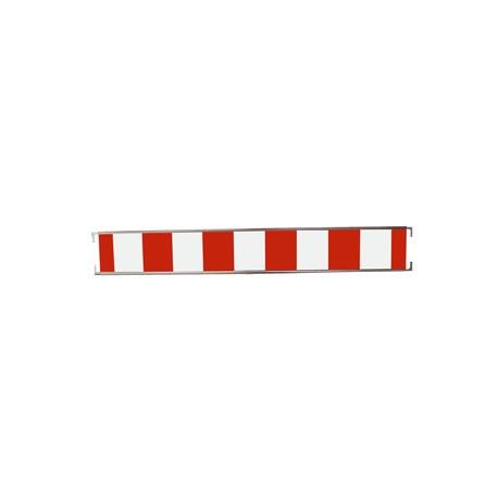 Schake Absperrschranke nach TL, Länge 1,60 m, Höhe 250 mm