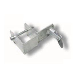 Schake, Schelle für Diagonalverstrebung für Falt-und Kurbelgerüstböcke, verzinkt