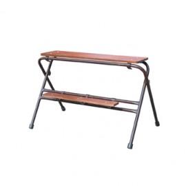 Schake Arbeitstritt mit 2 oder 3 Stufen, lackiert oder verzinkt