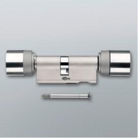 SimonsVoss - DoorMonitoring, Digitaler Europrofil Doppelknaufzylinder 3061 G2