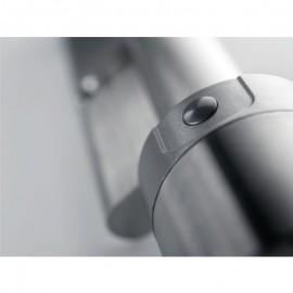 SimonsVoss - digitaler Europrofil Doppelknaufzylinder beidseitig freidrehend - mit Tastersteuerung - MobileKey