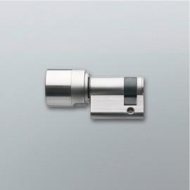 SimonsVoss - digitaler Europrofil Halbzylinder freidrehend - MobileKey