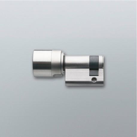 digitaler Europrofil Halbzylinder freidrehend - MobileKey