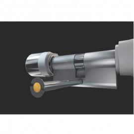 SimonsVoss - Intelligente Stulpschraube für Door-Monitoring Zylinder