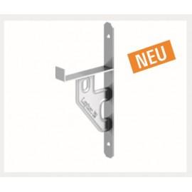 Layher Leitern-Wandhalterung für eine optimale Lagerung der Leiter an der Wand