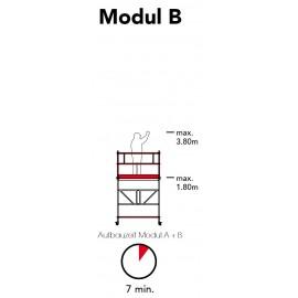 Altrex Modul B für RS Tower 34