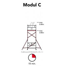 Altrex Modul C für RS Tower 34