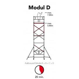 Altrex Modul D für RS Tower 34