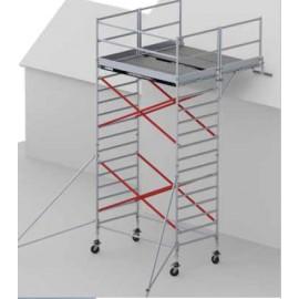 Altrex Verbreiterungskonsole (komplett) für Plattformlängen 1.85 m, 2.45 m und 3.05 m - Holzbelag