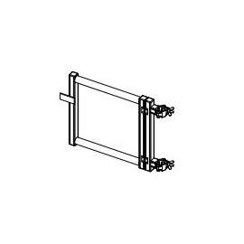 Altrex Eingangstür für Dachrandsicherung