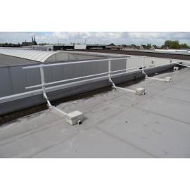 ASC Geländerhalter (klappbar) für Dachrandsicherung