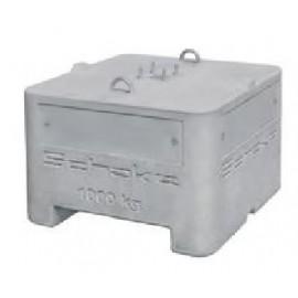 Schake Beton-Aufstellvorrichtung 600 kg oder 1000 kg