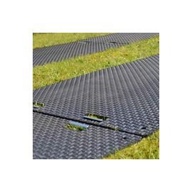 LuxTek Save - Fahrplatten aus Kunststoff, gepresst, mit Struktur, 13 mm, 16 mm und 19 mm Stärke