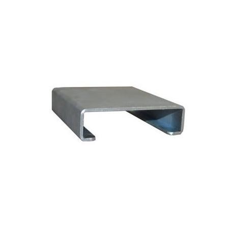 LuxTek Fahrplattenklammer aus verzinktem Stahl