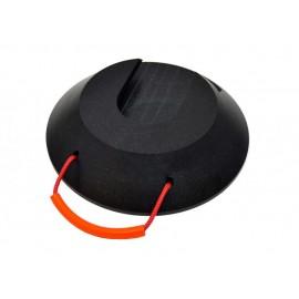 LuxTek Performance Steckplatten aus Kunststoff, rund oder quadratisch
