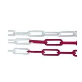 Schake Absperrkette aus Stahl, ungeschweißt, 7 mm Drahtstärke