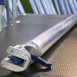 ASC Horizontalstrebe für Gerüste mit 190 cm, 250 cm und 305 cm Plattformlänge