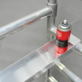 ASC Werkzeugablage / Werkzeugbank für Rollgerüste 2,50 m
