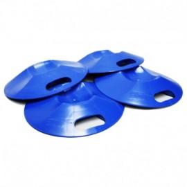 ASC Unterlegplatten für Gerüsträder, 4 Stück im Set