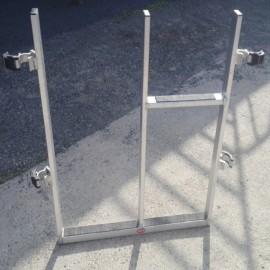 Altrex Rollen-Träger für den Fahrgerüstwagen (RS Tower) - 2 Stück