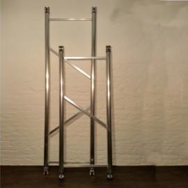 ASC Doppelgeländer für Gerüste in 190 cm, 250 cm und 305 cm
