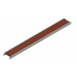 ERNST Plattformen 30 cm breit, Siebdruck-Holzbelag