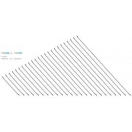 ERNST Diagonale Stahl, Längen von 1093 mm - 3494 mm