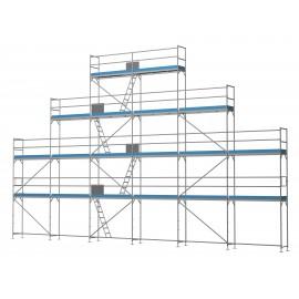 ERNST Giebelgerüst maxi - 2,5 m Felder