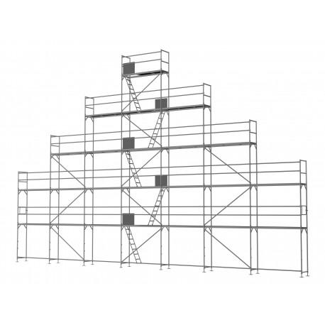 ERNST Giebelgerüst maxi XL - 2,5 m Felder