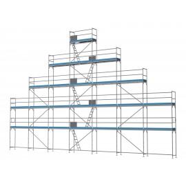 ERNST Giebelgerüst maxi XL - 2,5 m Felder, 0,80 m breit