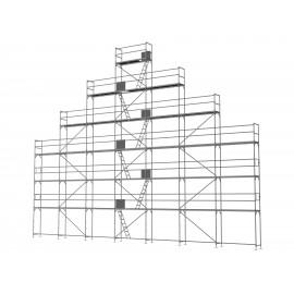 ERNST Giebelgerüst maxi xtra - 2,5 m Felder