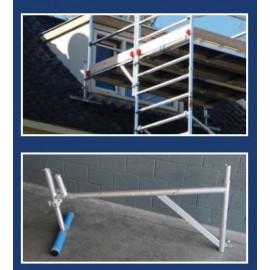 ASC-Dachkonsolen-Set 135/75 komplett