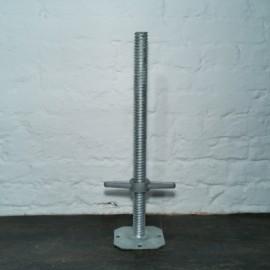 ASC Spindelfuß 60 cm, 4er-Sparset