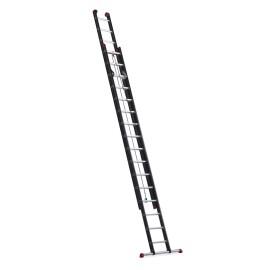 Altrex Mounter - Seilzugleiter mit Seilzug und Wandlaufrollen