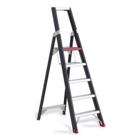 Altrex Taurus einseitige begehbare Stufenleiter