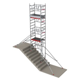 Altrex MiTower Stairs-Kit, Treppen-Erweiterungsset für MiTower Plus